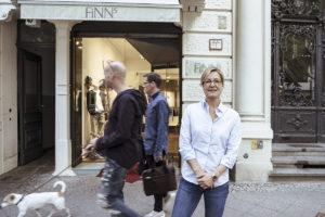 Finns Mode, Bleibtreustraße 47 (Frau Essner)